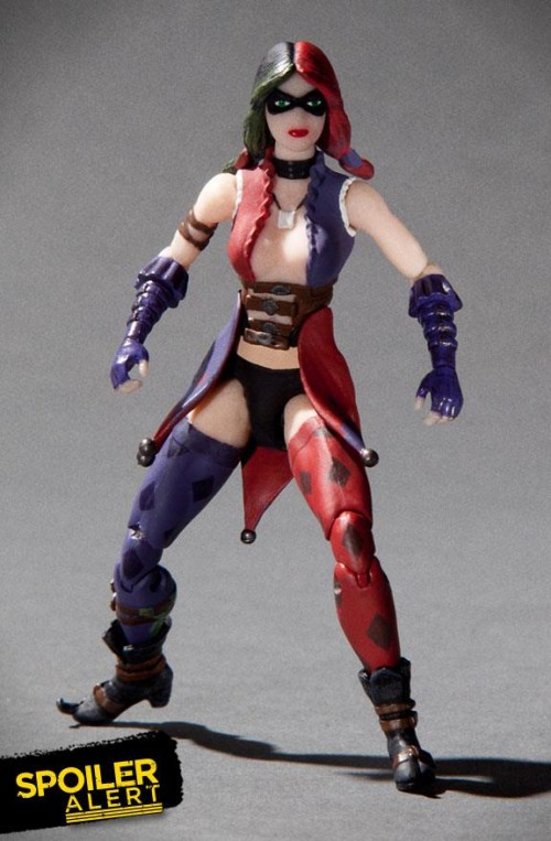 Toys For Injustice : Action figure insider dc collectibles debuts