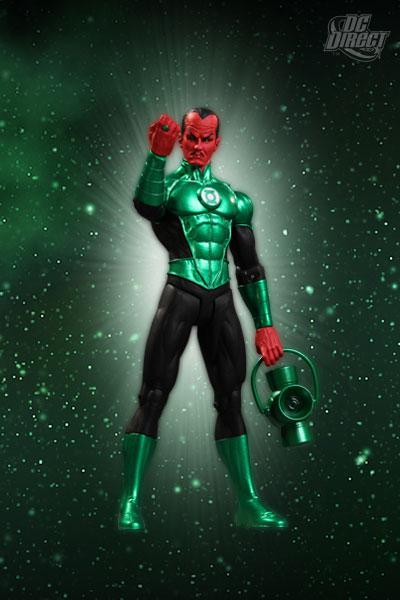 DC Universe Classics Wave 20: Sinestro by Mattel - figurefan