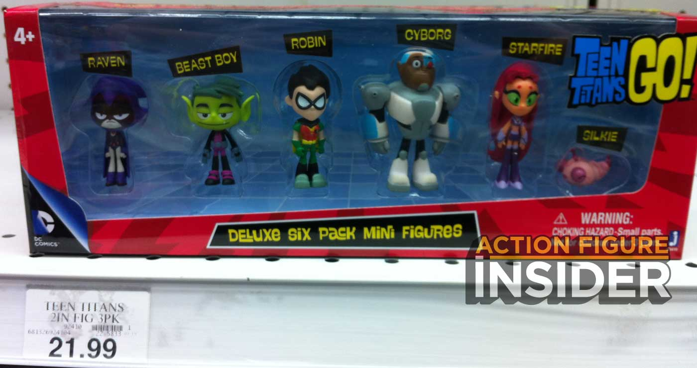 dctoyrevolution.org • View topic - Teen Titans Go figures hitting ... Justice League Unlimited Cyborg