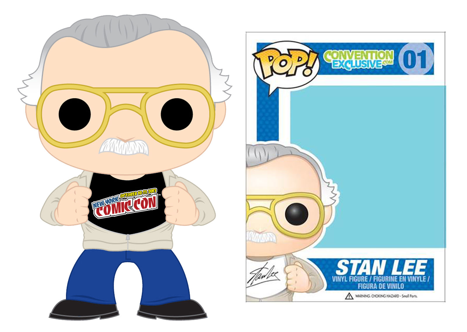 Stan Lee NYCC Ad