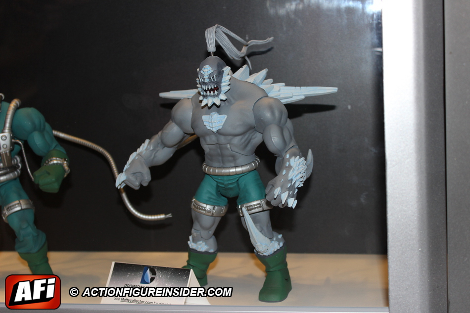 Action Figure Insider Doomsday Can T Be Stopped Unleashed Coming To Dcuc