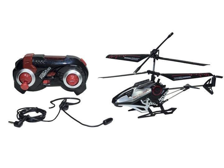 вертолет с голосовым управлением штурман инструкция
