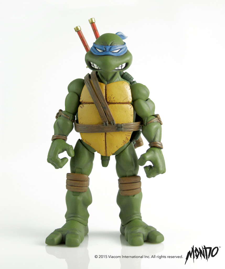 Action Figure Insider » Mondo's Teenage Mutant Ninja ...