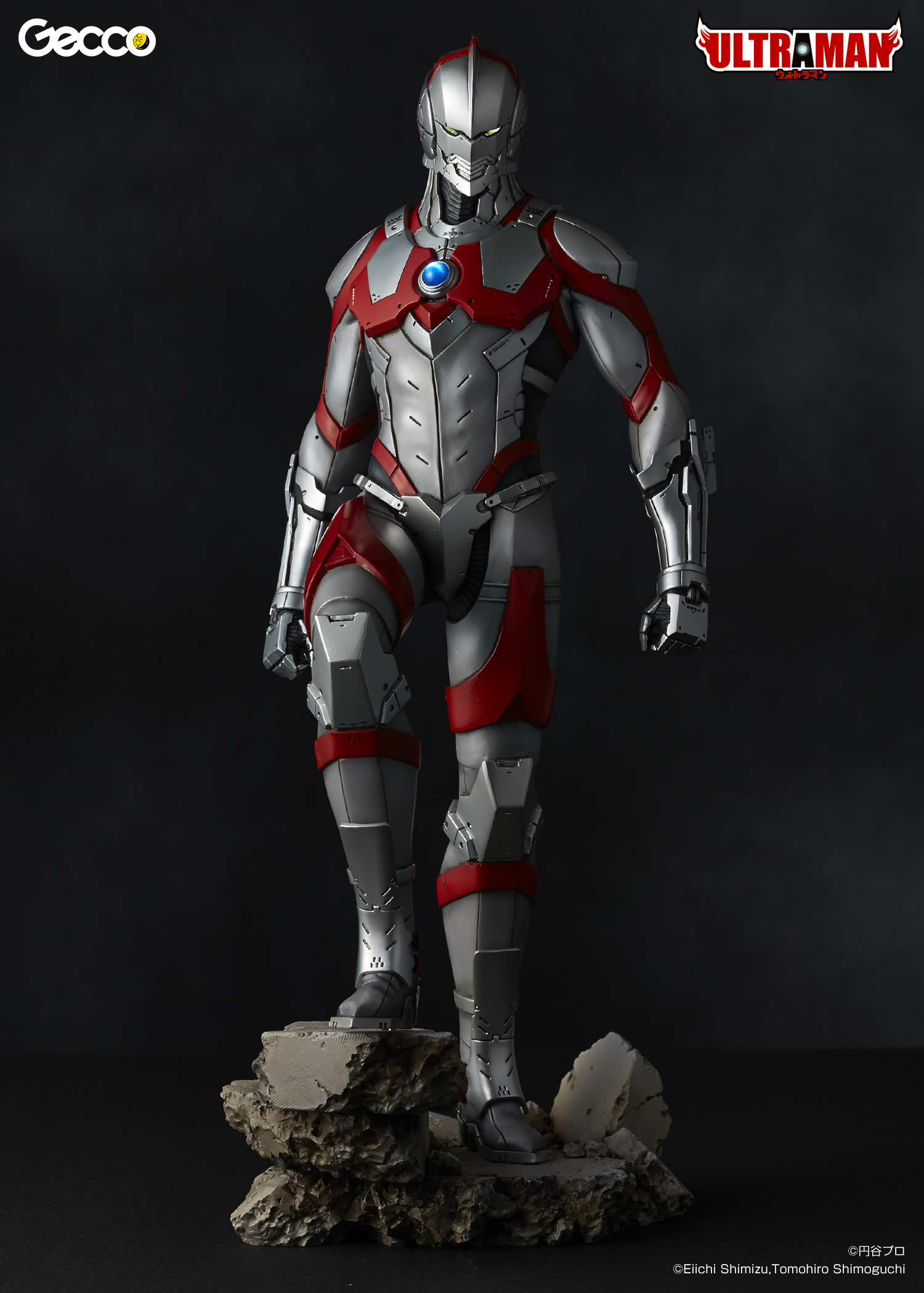 action figure insider ultraman 1 6 scale statue produced by gecco. Black Bedroom Furniture Sets. Home Design Ideas