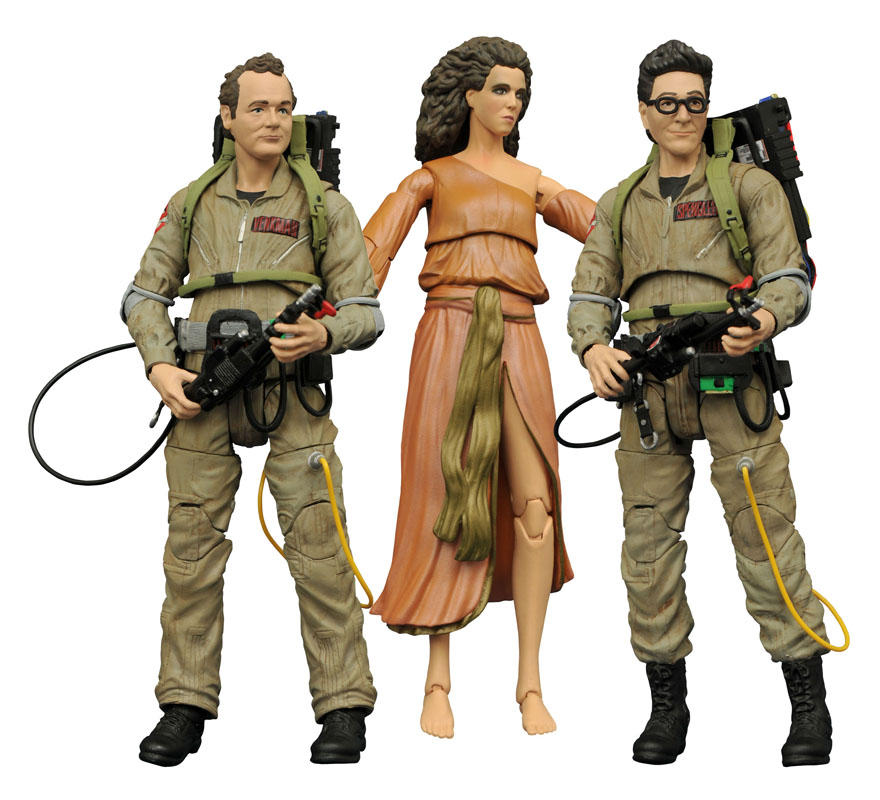 Best Ghostbuster Toys : Action figure insider new ghostbusters figures from