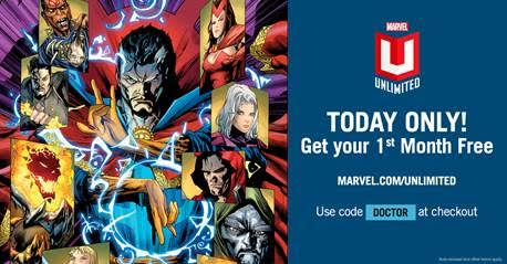 Marvel Coupon Codes. redlightsocial.ml Show only verified coupons? Current Marvel Coupons. Get your first month of Marvel Unlimited for $ with code. L75 Show Coupon Code. Shared by @timdogg SAVE. WITH COUPON CODE Don't Miss Out On The Use code to save $$ here. MER Show Coupon Code. Shared by @TheRealHades.