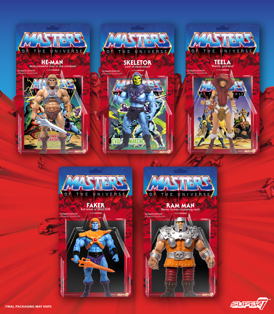 Masters Of The Universe Toys : Action figure insider super debut masters of the