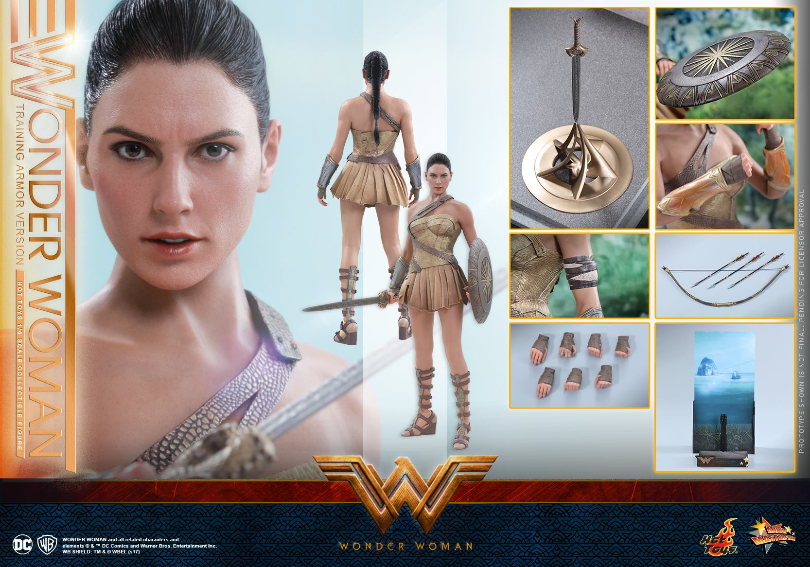 Women S Secret Toys : Action figure insider wonderwoman th scale wonder