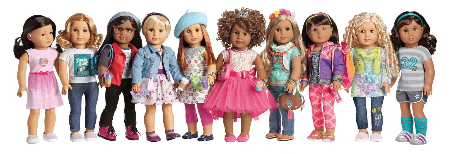 Action Figure Insider American Girl Debuts Custom Doll And Apparel Making Experience With Never Before Released Options And Over One Million Design Combinations,Simple Blouse Back Neck Designs Images Free Download
