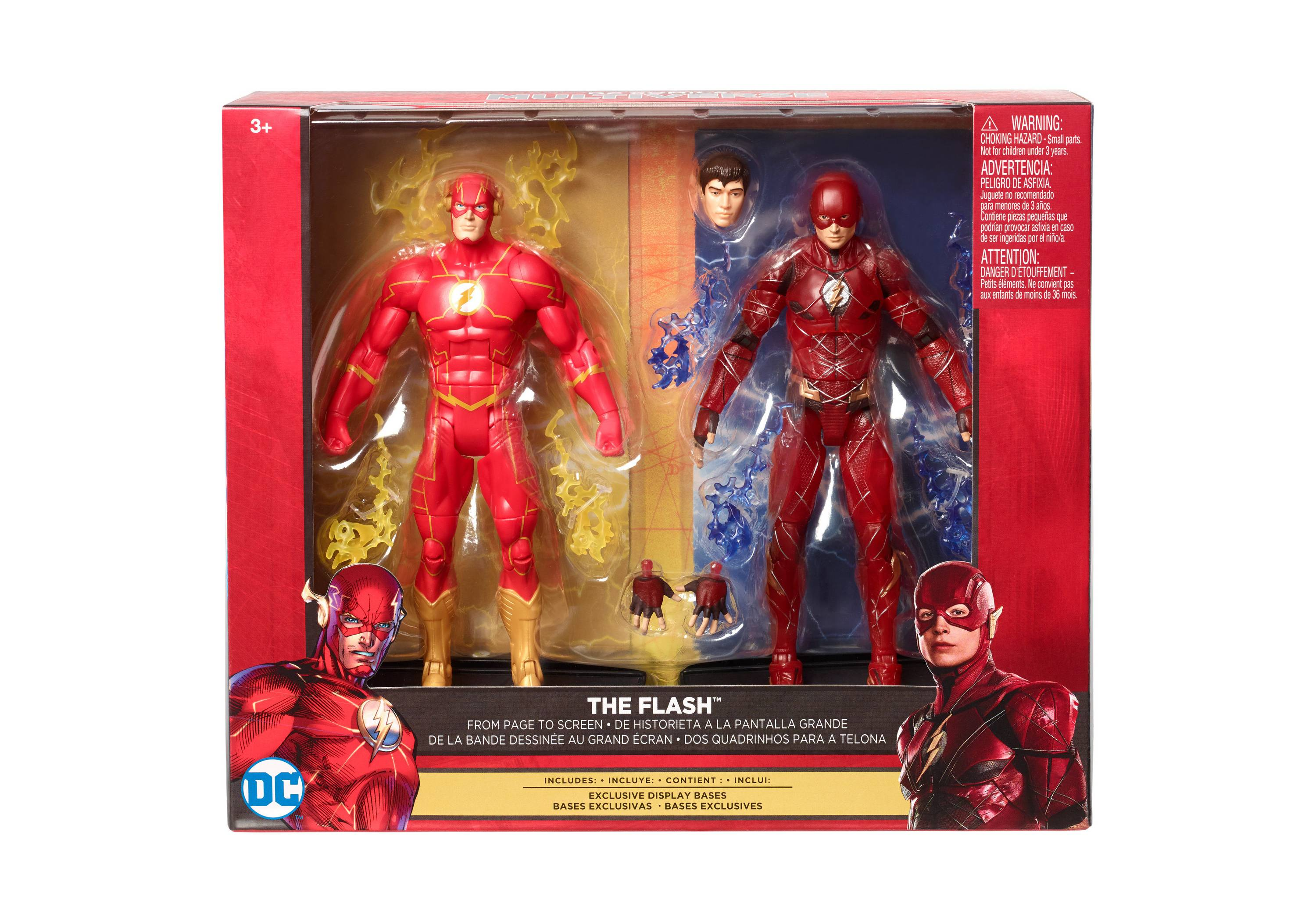 Best Justice League Toys And Action Figures For Kids : Action figure insider target reveals new mattel