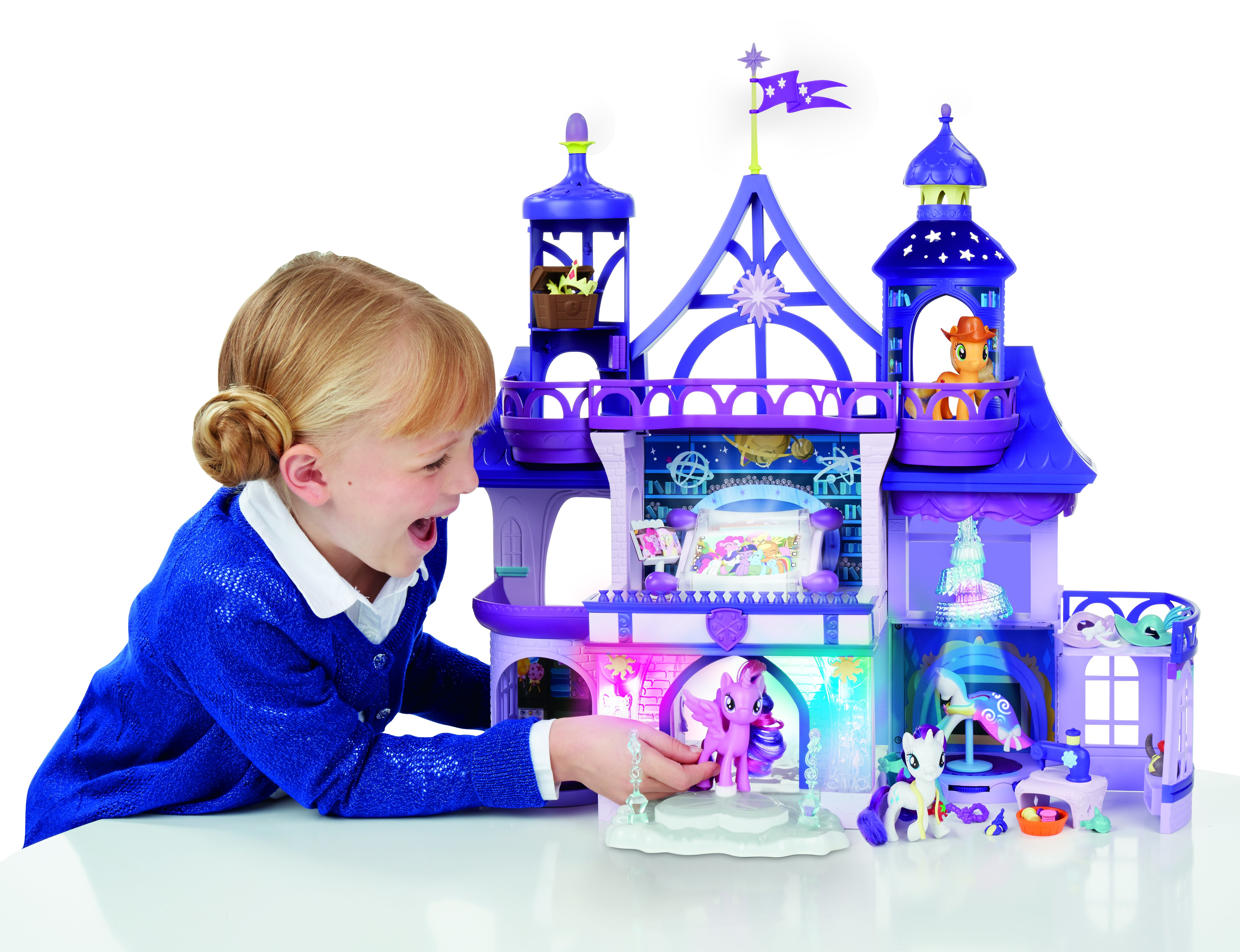 Its Magical Toys : Action figure insider 'my little pony friendship is